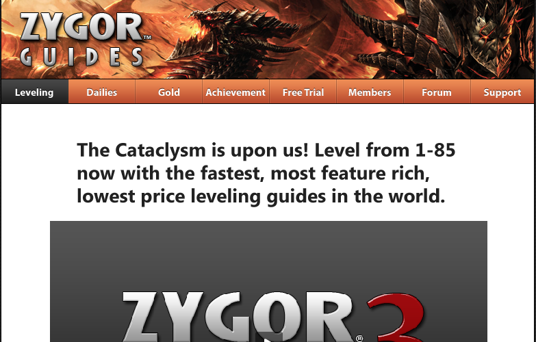 WoW Free Zygor s Guide