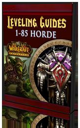 Horde leveling guide